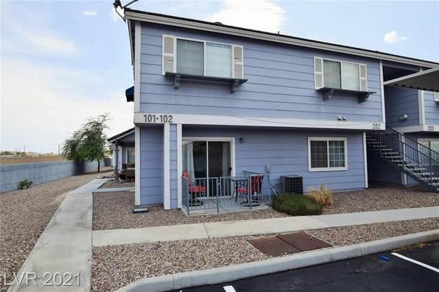 5310 Portavilla Court #102, Las Vegas, NV 89122 (MLS #2317316) :: DT Real Estate