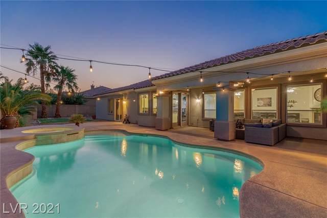 8407 Prairie Run Avenue, Las Vegas, NV 89149 (MLS #2317318) :: Custom Fit Real Estate Group