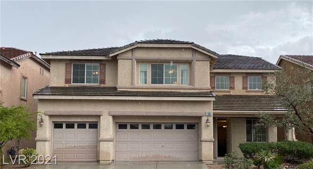 11061 Turlington Lane, Las Vegas, NV 89135 (MLS #2317321) :: Signature Real Estate Group