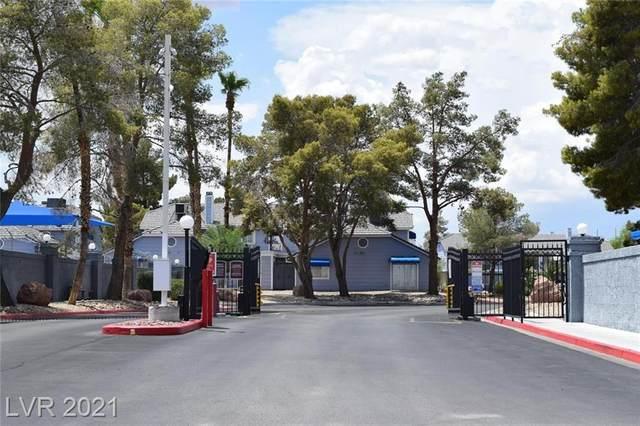 5335 Duralite Street #104, Las Vegas, NV 89122 (MLS #2317334) :: DT Real Estate