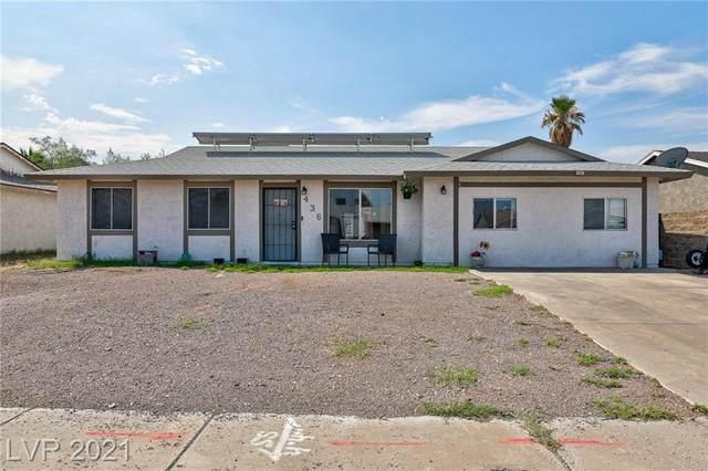 436 E Barrett Street, Henderson, NV 89011 (MLS #2317338) :: Custom Fit Real Estate Group