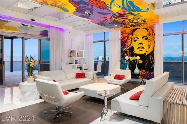 200 W Sahara Avenue #4002, Las Vegas, NV 89102 (MLS #2317343) :: DT Real Estate