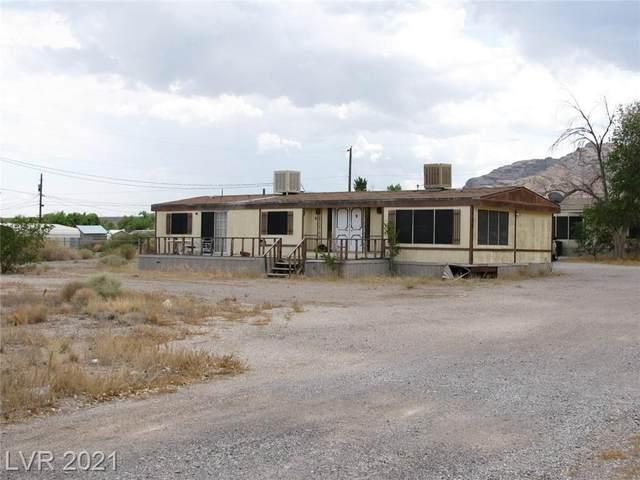 425 Lincoln Lane, Indian Springs, NV 89018 (MLS #2317355) :: ERA Brokers Consolidated / Sherman Group