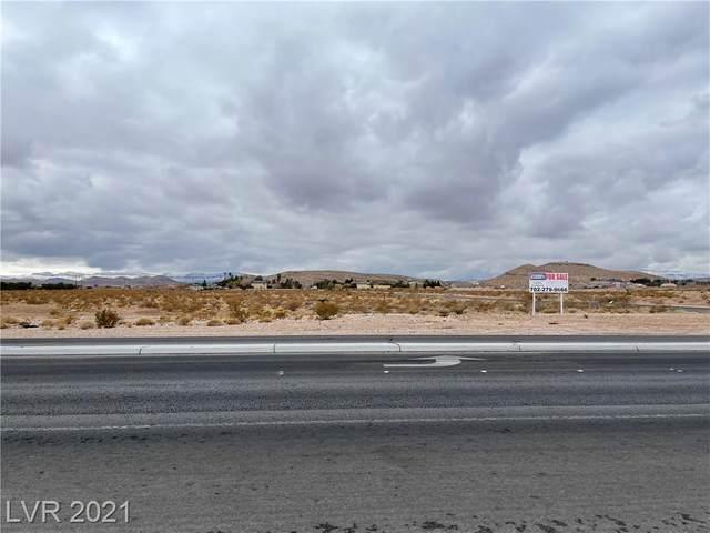 10000 Rainbow, Las Vegas, NV 89124 (MLS #2317363) :: Custom Fit Real Estate Group