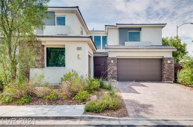8597 New Grove Lane, Las Vegas, NV 89113 (MLS #2317388) :: Custom Fit Real Estate Group