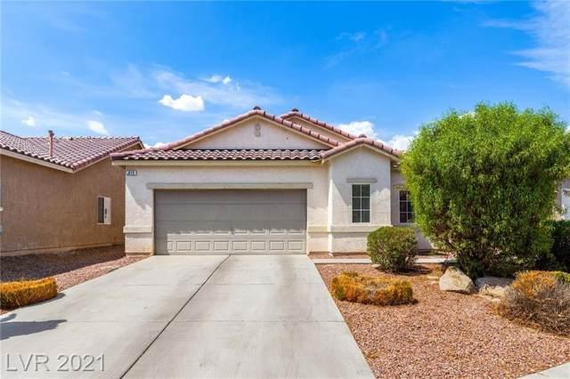 812 Cowboy Cross Avenue, North Las Vegas, NV 89081 (MLS #2317389) :: Custom Fit Real Estate Group