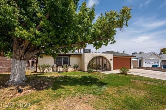 5358 Brady Lane, Las Vegas, NV 89120 (MLS #2317390) :: DT Real Estate