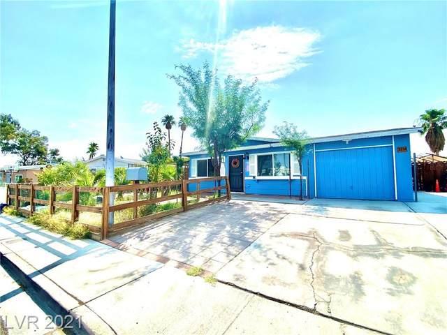 3354 S Pioneer Avenue, Las Vegas, NV 89102 (MLS #2317395) :: Hebert Group   Realty One Group