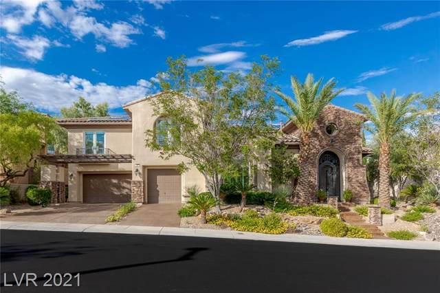 704 Tandoori Lane, Las Vegas, NV 89138 (MLS #2317398) :: The Melvin Team