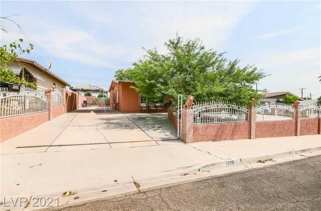 5208 Carmen Boulevard, Las Vegas, NV 89108 (MLS #2317400) :: Keller Williams Realty