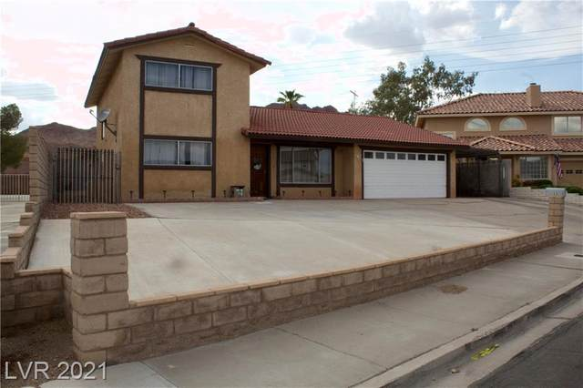 130 Forest Lane, Boulder City, NV 89005 (MLS #2317404) :: Lindstrom Radcliffe Group