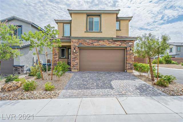 996 Lotus Falls Street, Henderson, NV 89052 (MLS #2317417) :: DT Real Estate