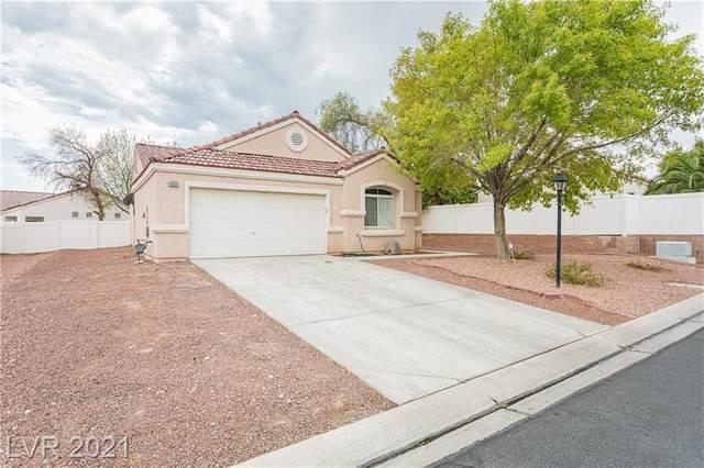 6633 Cinnabar Coast Lane, North Las Vegas, NV 89084 (MLS #2317427) :: Custom Fit Real Estate Group