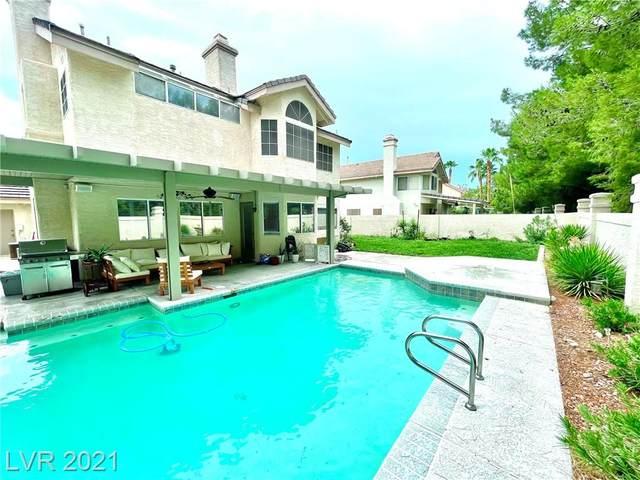 2808 Mellow Breeze Street, Las Vegas, NV 89117 (MLS #2317430) :: Kypreos Team
