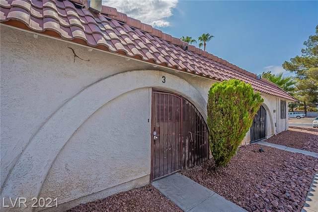 808 Mantis Way #3, Las Vegas, NV 89110 (MLS #2317437) :: DT Real Estate