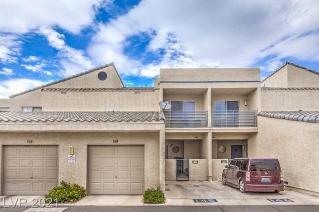 6250 W Flamingo Road #145, Las Vegas, NV 89103 (MLS #2317452) :: Hebert Group | Realty One Group