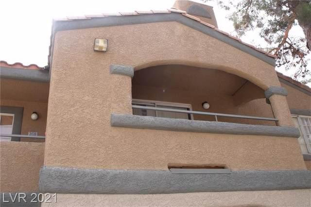 211 Mission Laguna Lane #208, Las Vegas, NV 89107 (MLS #2317457) :: DT Real Estate