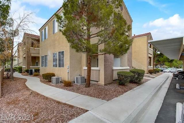 7413 W Russell Road #112, Las Vegas, NV 89113 (MLS #2317462) :: Signature Real Estate Group