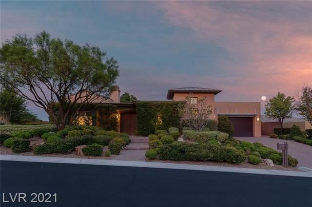 32 Midnight Ridge Drive, Las Vegas, NV 89135 (MLS #2317467) :: Custom Fit Real Estate Group