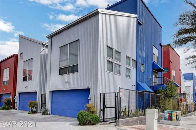1152 E Carson Avenue, Las Vegas, NV 89101 (MLS #2317468) :: Alexander-Branson Team | Realty One Group