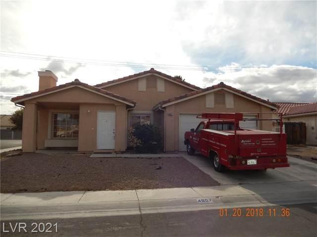 4607 Erica Drive, North Las Vegas, NV 89032 (MLS #2317469) :: Keller Williams Realty