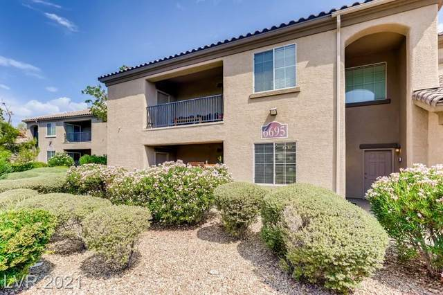 6695 Caporetto Lane #101, North Las Vegas, NV 89084 (MLS #2317479) :: Hebert Group | Realty One Group