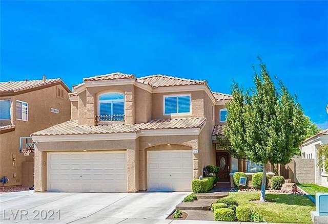 7936 Indian Cloud Avenue, Las Vegas, NV 89129 (MLS #2317482) :: Custom Fit Real Estate Group