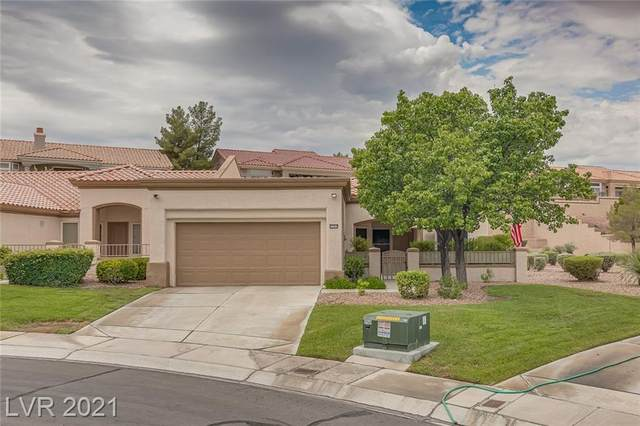 2737 Valley Downs Drive, Las Vegas, NV 89134 (MLS #2317483) :: Signature Real Estate Group