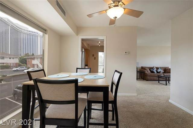 2854 Geary Place #3820, Las Vegas, NV 89109 (MLS #2317484) :: DT Real Estate