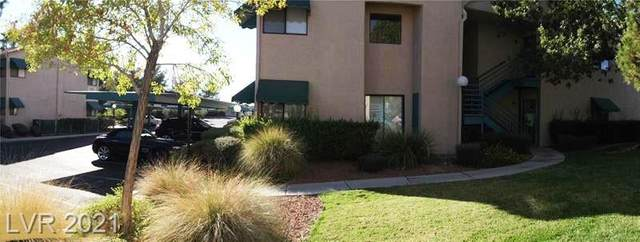 2180 Pinetop Lane #106, Las Vegas, NV 89119 (MLS #2317509) :: DT Real Estate
