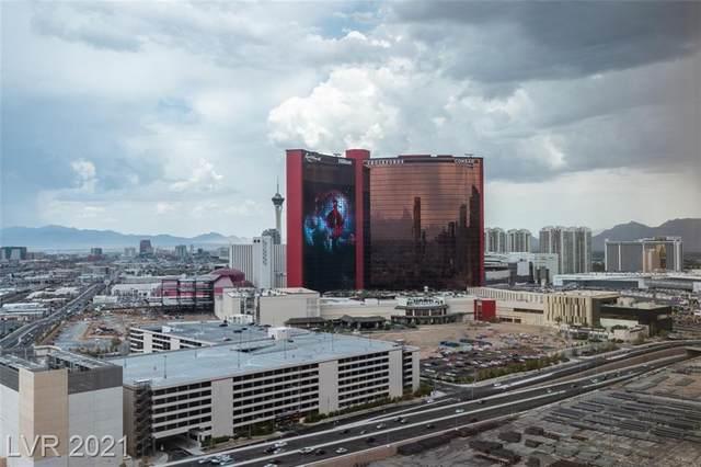 2000 N Fashion Show Drive #3221, Las Vegas, NV 89109 (MLS #2317514) :: The Shear Team