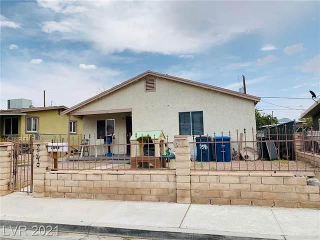 2540 Arrowhead Street, North Las Vegas, NV 89030 (MLS #2317517) :: Jeffrey Sabel