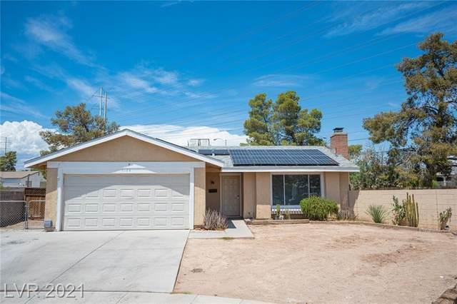 7184 Clearwater Avenue, Las Vegas, NV 89147 (MLS #2317522) :: The Chris Binney Group | eXp Realty