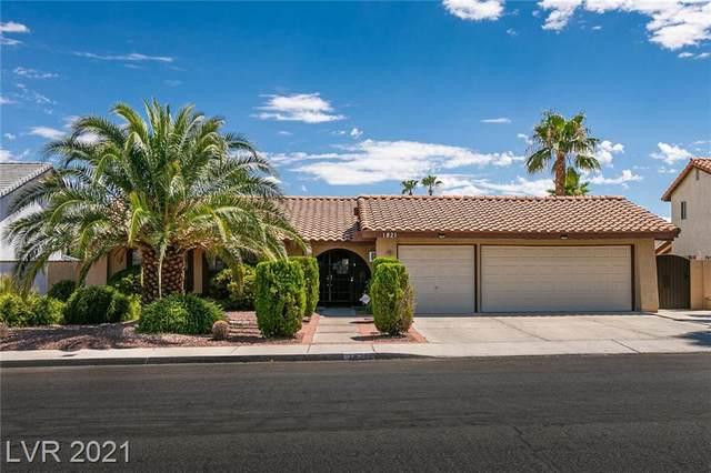 1821 Navarre Lane, Henderson, NV 89014 (MLS #2317524) :: Signature Real Estate Group