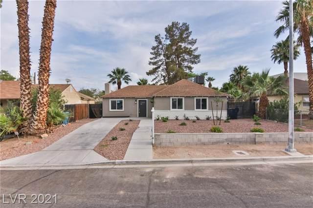 1216 Francis Avenue, Las Vegas, NV 89104 (MLS #2317525) :: DT Real Estate