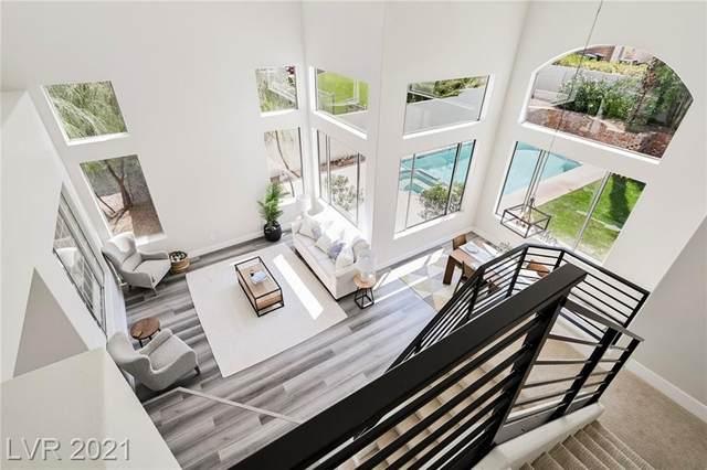 3125 Villa Colonade Drive, Las Vegas, NV 89128 (MLS #2317543) :: Hebert Group   Realty One Group