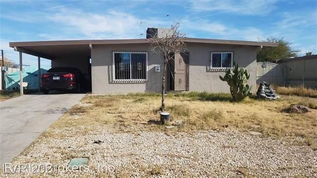2730 San Marcos Street, Las Vegas, NV 89115 (MLS #2317546) :: Lindstrom Radcliffe Group