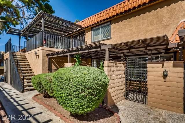 200 Brookside Lane C, Las Vegas, NV 89107 (MLS #2317548) :: Lindstrom Radcliffe Group