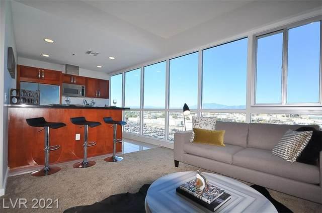 4525 Dean Martin Drive #910, Las Vegas, NV 89103 (MLS #2317551) :: The TR Team