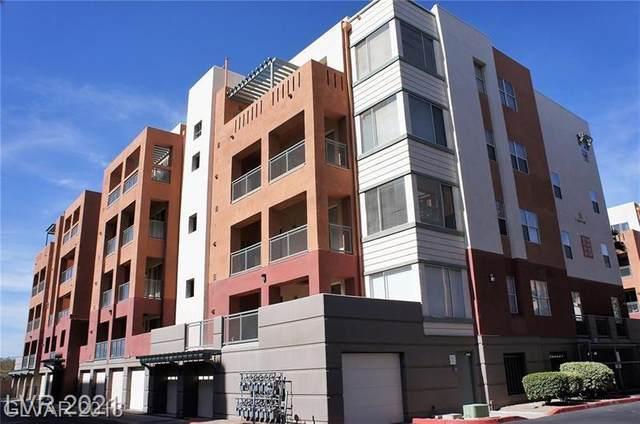 31 E Agate Avenue #207, Las Vegas, NV 89123 (MLS #2317558) :: The Perna Group