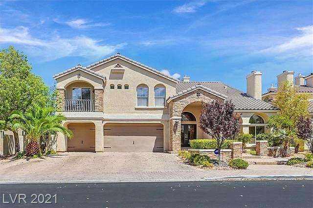 11192 Pentland Downs Street, Las Vegas, NV 89141 (MLS #2317563) :: Jeffrey Sabel