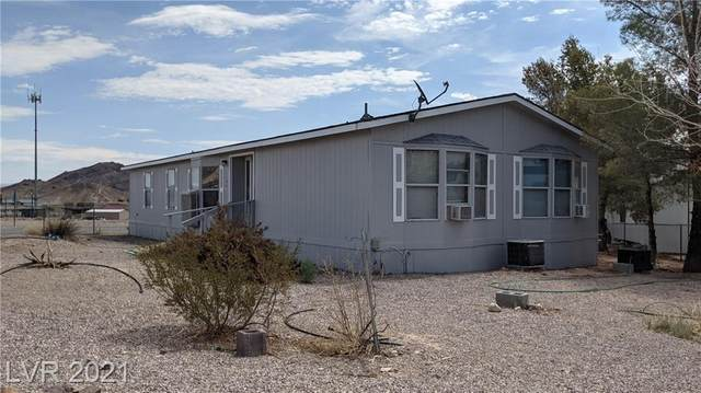 1100 W Crowell Avenue, Beatty, NV 89003 (MLS #2317564) :: Hebert Group | eXp Realty