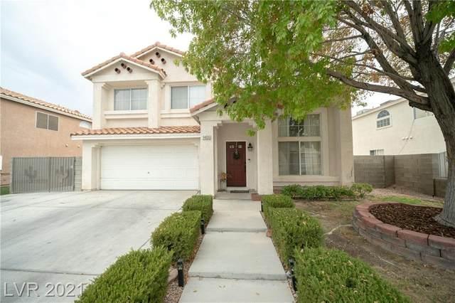 1455 Silver Glen Avenue, Las Vegas, NV 89123 (MLS #2317566) :: DT Real Estate