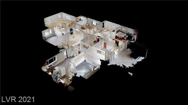 2505 Laurie Drive, Las Vegas, NV 89102 (MLS #2317567) :: Custom Fit Real Estate Group