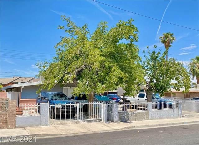 1308 E Mcwilliams Avenue, Las Vegas, NV 89101 (MLS #2317587) :: Hebert Group | Realty One Group