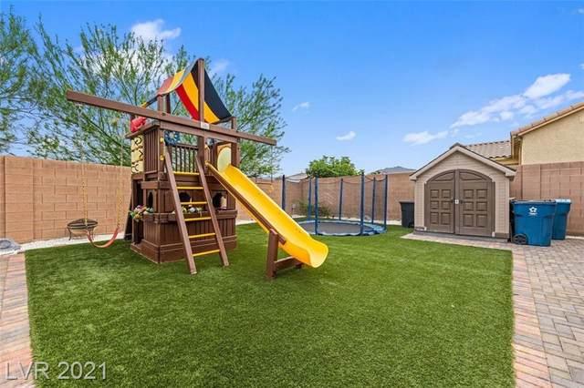 10311 Artful Stone Avenue, Las Vegas, NV 89149 (MLS #2317594) :: Custom Fit Real Estate Group