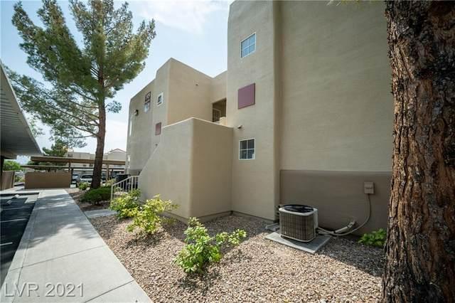 1909 Villa Palms Court #206, Las Vegas, NV 89128 (MLS #2317598) :: DT Real Estate