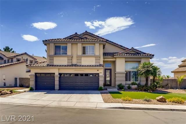 1355 Dream Valley Street, Henderson, NV 89052 (MLS #2317612) :: The Shear Team