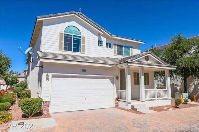 1554 Tillman Falls, Las Vegas, NV 89183 (MLS #2317617) :: DT Real Estate