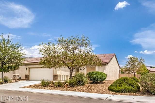 2104 Willow Wren Drive, North Las Vegas, NV 89084 (MLS #2317619) :: Custom Fit Real Estate Group